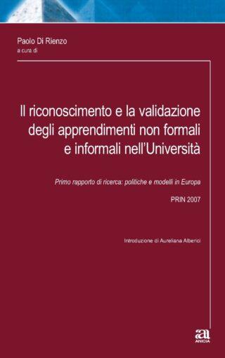 Il riconoscimento e la validazione degli apprendimenti non formali e informali nell'Università